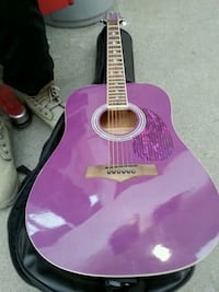 Randy Jackson acoustic electric guitar limited series
