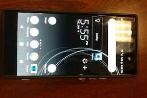 Sony android good condition  200 dollares