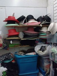 Hats,supplies fabrics and trimmings Miami, 33167