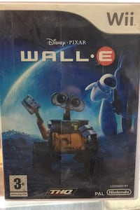 Disney pıxar WALL E