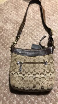 Coach Crossbody Purse Frederick