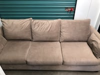 Couch in good condition Foster City, 94404