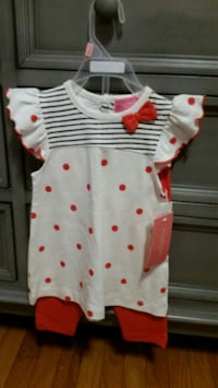 Baby girl 2 piece outfit  Windsor, N8X 2M9