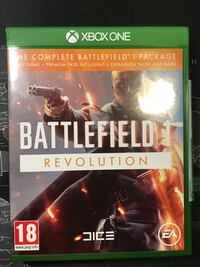Battlefield 1 revolution xbox1 + 4 expansion packs Oslo, 0980