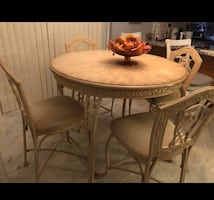 Counter height Dining room set