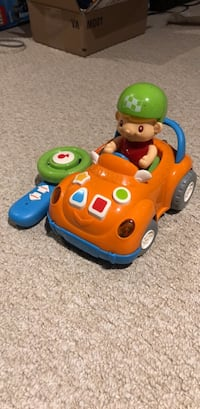 Toddler Remote Control Car
