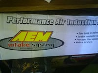 AEM cold air intake with Bypass London