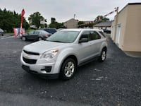 2012 Chevrolet Equinox 1 OWNER! Inwood