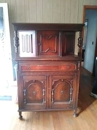 1800s antique buffet cabinet Columbia, 38401