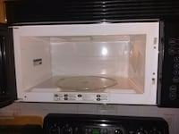white and black microwave oven Meriden, 06451