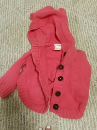 Pink knitted sweater  Guelph, N1K 1R9