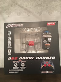D63 drone runner box Langley, V3A 7A3