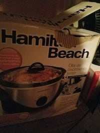 Hamilton Beach Slow cooker box Chantilly, 20151