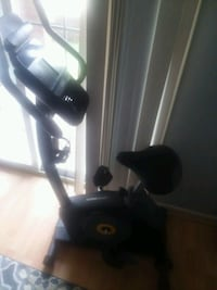 Gold's Gym Bike 45 km