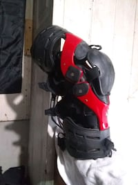 """ASTRIX"" Brand. Motocross Kneepad\Brace. Like *NEW"
