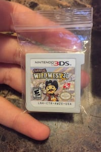 3DS brand new game