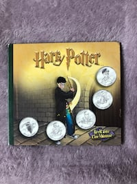 Harry Potter Coin Collectible