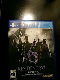 Sony PS4 Resident Evil game  Inglewood, 90304