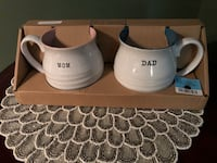 Mom and Dad Mug Set Whitby, L1N 8M8
