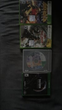 Games 360 and xbox one  Regina, S4R 4W8