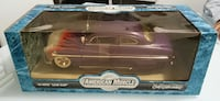 """AMERICAN MUSCLE '49 MERC"""" LEAD SLED"""" DIECAST LIMITE EDITION 1:18 Vaughan, L4L 1V3"""