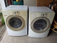 Whirlpool Washer and Electric Dryer Pair  San Antonio