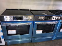 New Frigidaire stainless steel slide In 30in electric range 6 months w Baltimore, 21223