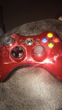 red Xbox 360 wireless controller Rio Rancho, 87124
