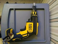 black and yellow DeWalt cordless power drill Marsing, 83639