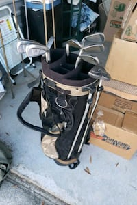 Taylormade t200 irons set with r-80 shaft.  Alexandria, 22315