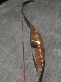 Bear Super Grizzly Re curve Bow