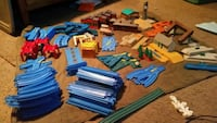assorted-color plastic toy lot Tarrytown, 30470