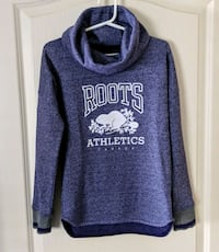 Roots Girls Fleece Sweater (Purple) Size 8/9 Mississauga, L5M 7L9
