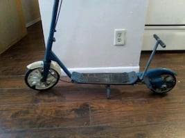 Vintage, Honda kick and go 2 , functioning scooter