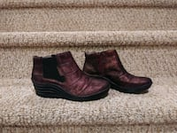 NEW Women's Size 7 Bionica Shoe Boots [Retail $139] ALL LEATHER Woodbridge, 22193