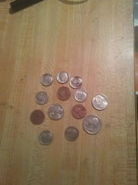 I have collection of old coins someone's interest. West Monroe, 71291