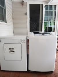 washer and dryer  ISLIP