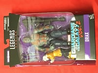 Guardians of the galaxy vol. 2 Drax action figure  Fort Washington, 20744