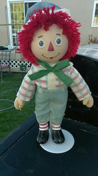 Raggedy Andy Collectable Phelan, 92371