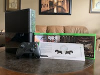 Xbox One with One month Xbox Live gold