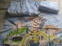 Toy story bed sheets