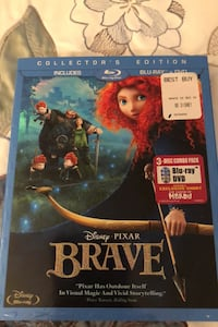 Brave - collector's edition Springfield, 22153