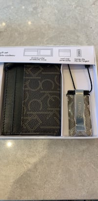Calvin Klein wallet with money clip Port Moody, V3H