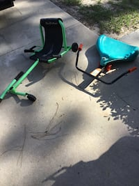 Outdoor ride on's(excellent condition ) Citrus Springs, 34434