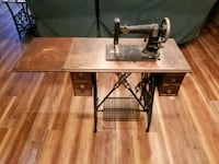 White Co. Sewing machine