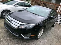 Ford - Fusion - 2012 Russellville