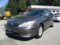2006 Toyota Camry 2006 Toyota Camry - 4dr Sdn LE Auto langley, v3a1n2