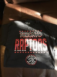 Toronto Raptors Shirt Size Medium