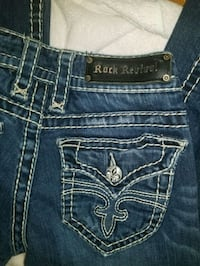 Rock Revival  size27 denim bottoms Redding, 96002