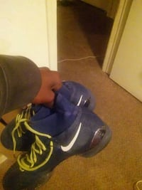 Hooping shoes